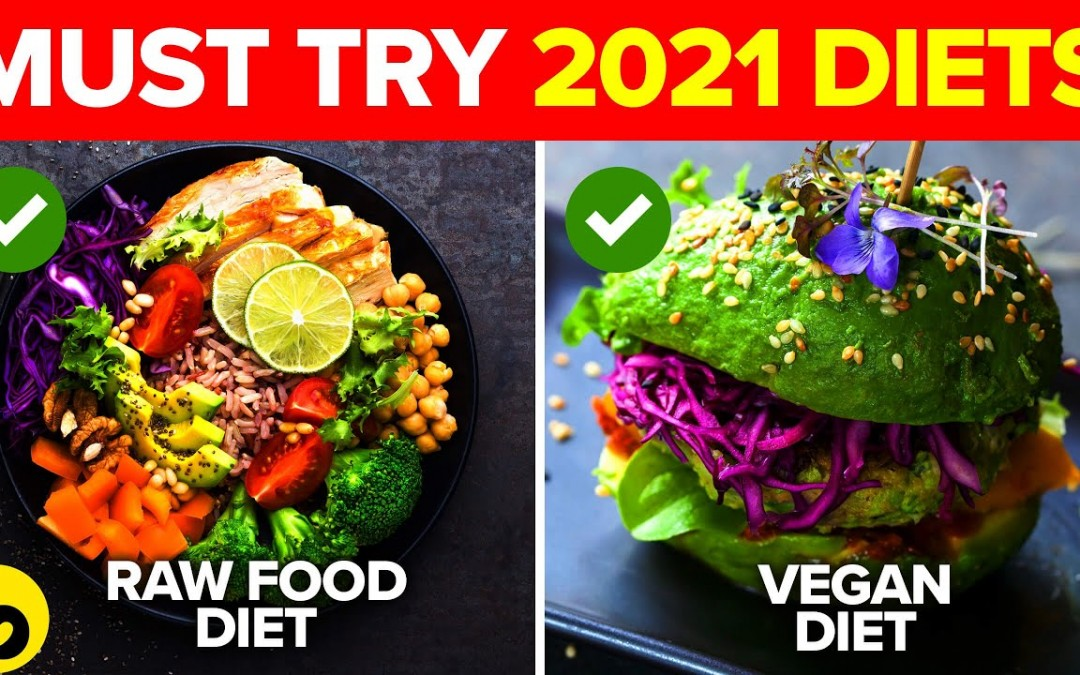 12 Diets Experts Say You Should Consider For 2021