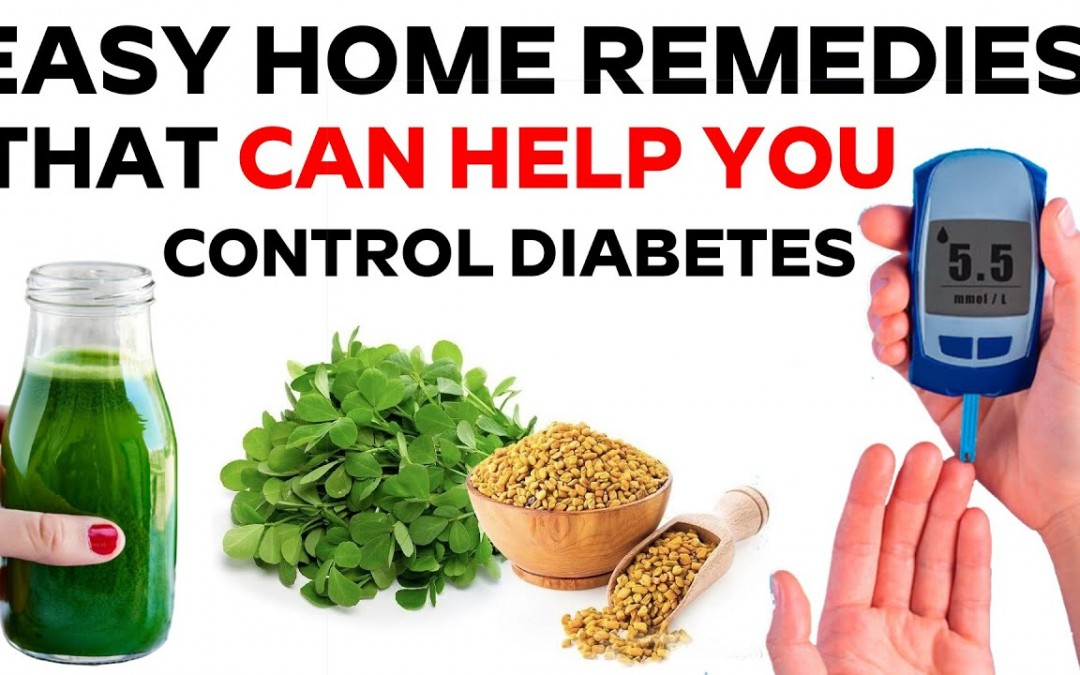 15 EASY HOME REMEDIES THAT CAN HELP YOU CONTROL DIABETES | Control Diabetes Naturally |Free Diabetes