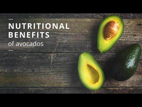 Avocado's Health Benefits