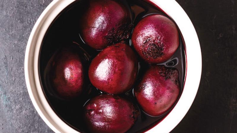 Beets With Horseradish Cream – Diabetes Self-Management