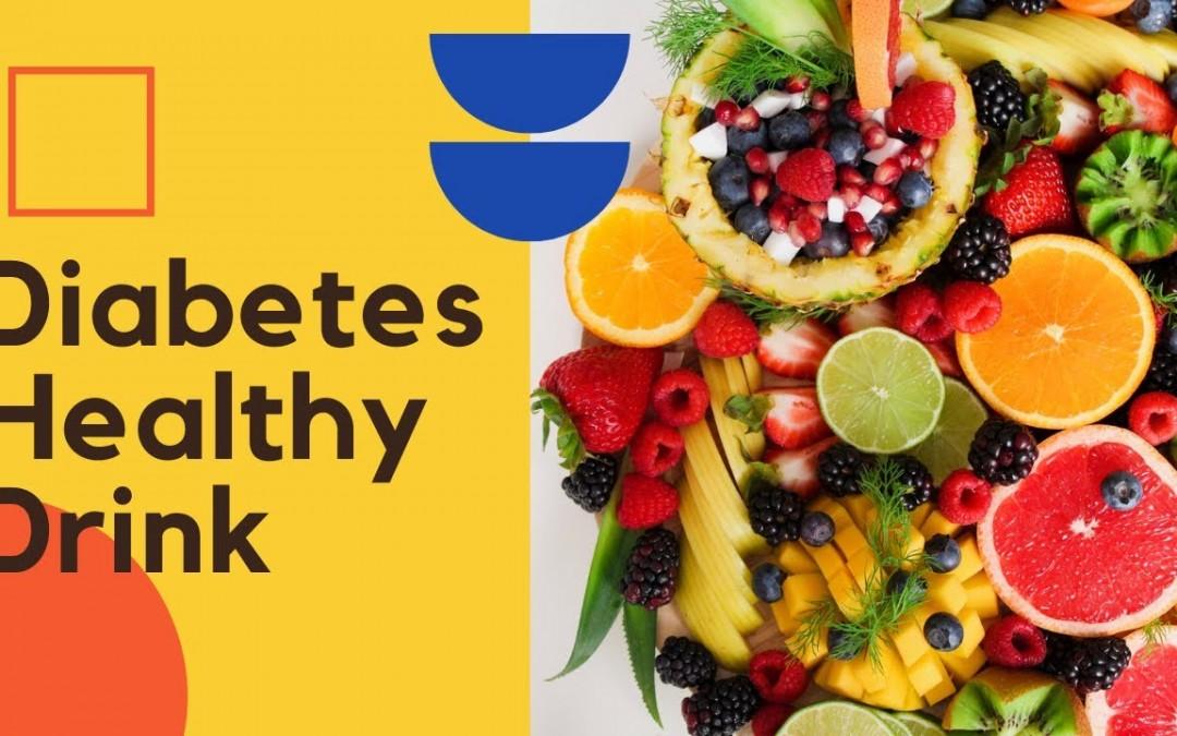 Diabetes Recipes  Healthy drinks for diabetes  Low Sugar Diet  Free Diabetes