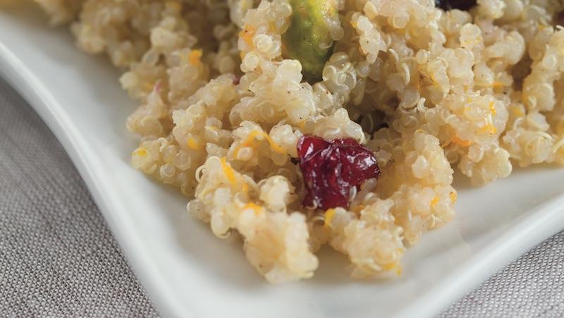 Fruit & Nut Quinoa – Diabetes Self-Management