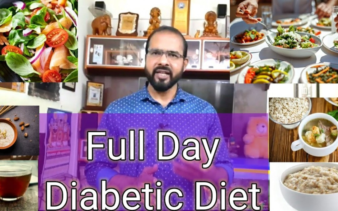 #fulldaydiabeticdiet Full Day Diabetic Diet