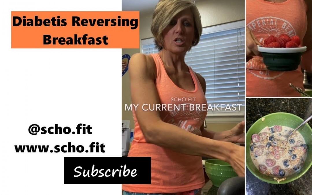 Healthy Breakfast – Diabetic Friendly – Women's Health
