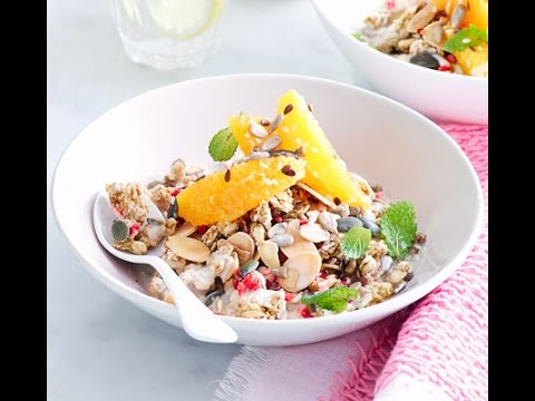 Healthy Breakfast Ideas  Quick & Easy!