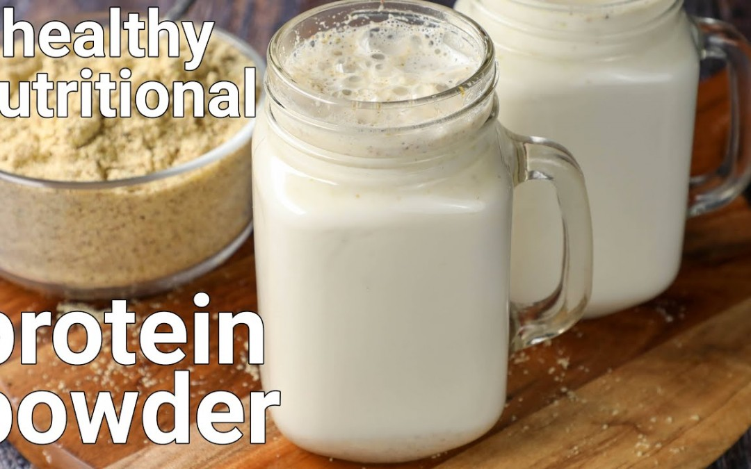 homemade weight loss protein powder in 10 minutes   protein shake recipes   healthy diet recipe