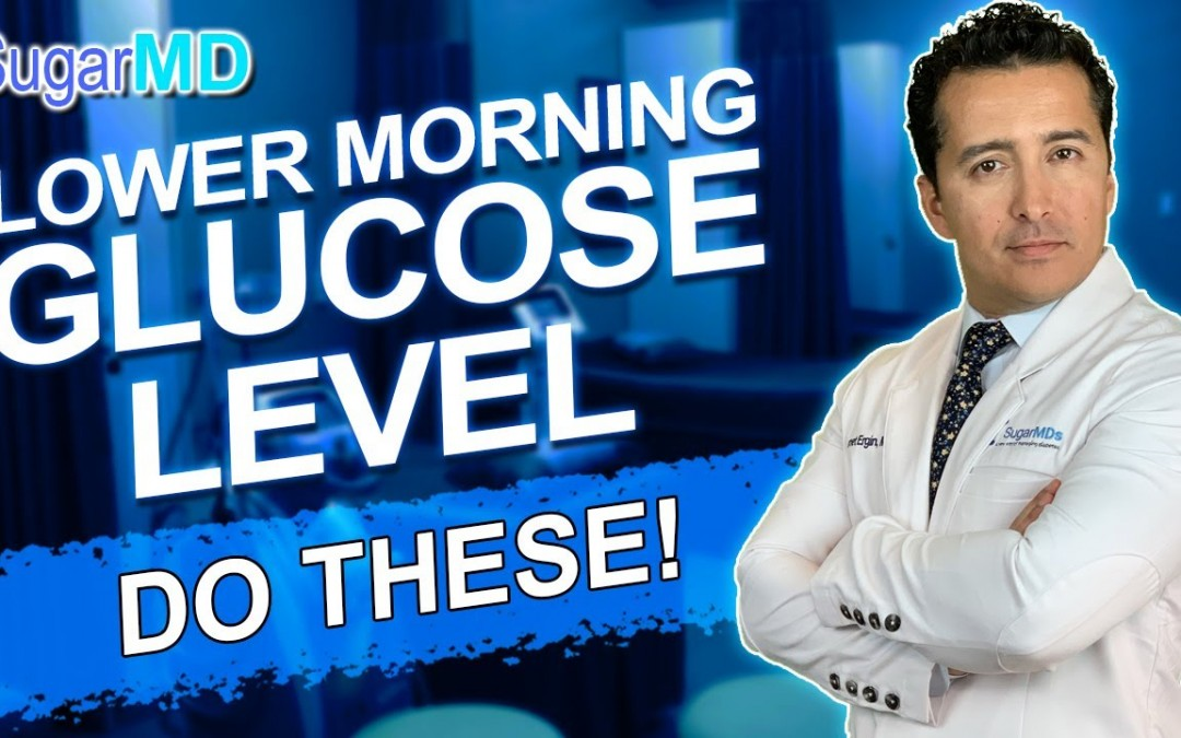 How to Bring Fasting Blood Sugar DOWN! Do These to Lower Morning Glucose!