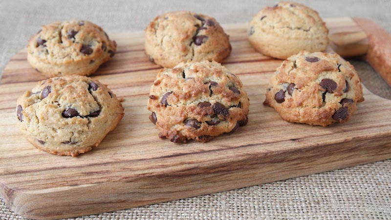 Keto Chocolate Chip Cookies – Diabetes Self-Management