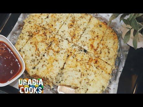Low Carb Cauliflower Bread Sticks – Cheesy Breadsticks Recipe