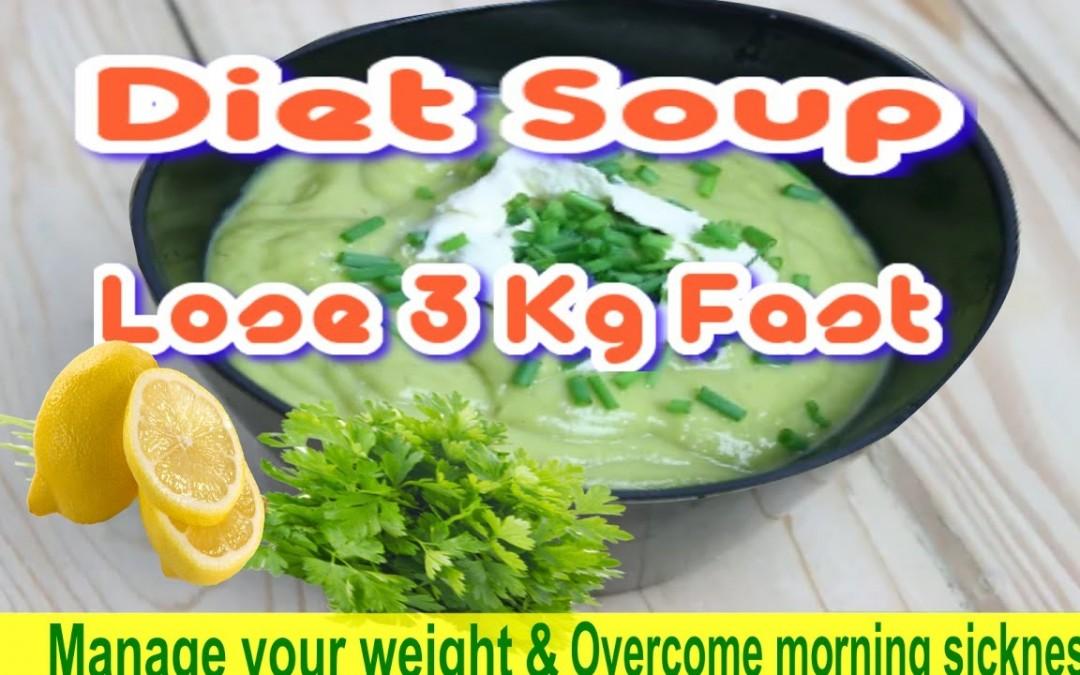 Magic Diet Soup, Detox recipes for weight loss homemade, Avocado crab soup