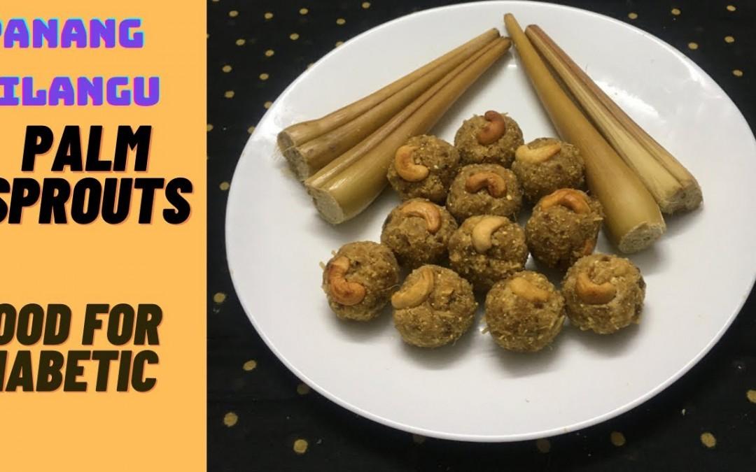 Panang kilangu Urundai/Rich in fiber/Good for diabetic/Palm Sprouts