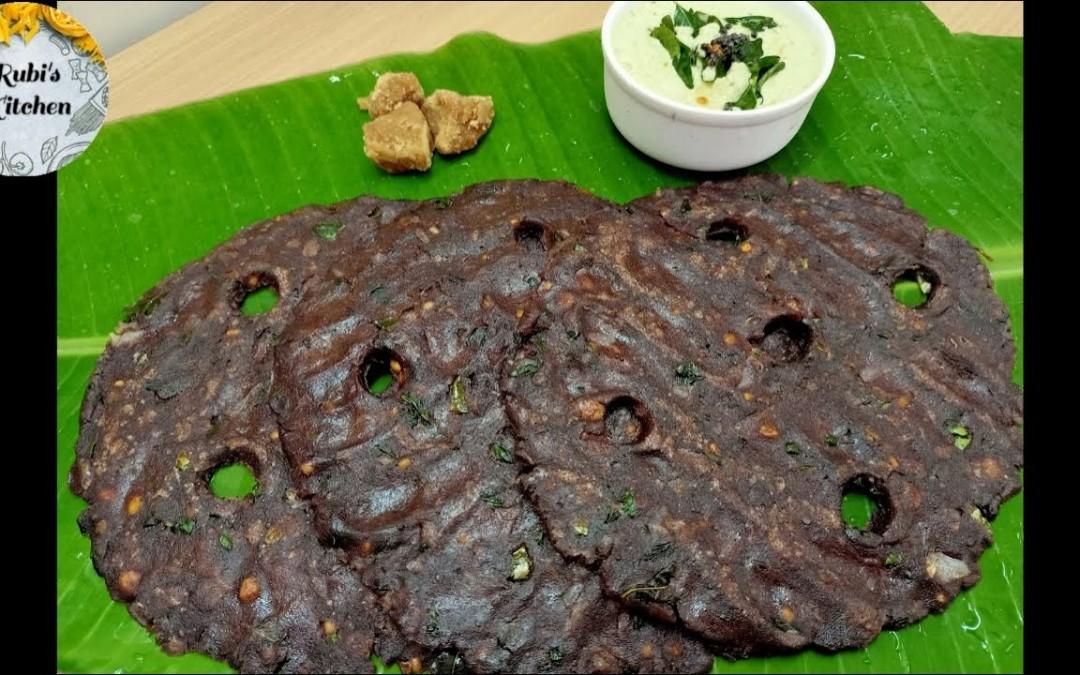 Ragi adai   Ragi murungai adai   Healthy breakfast recipes