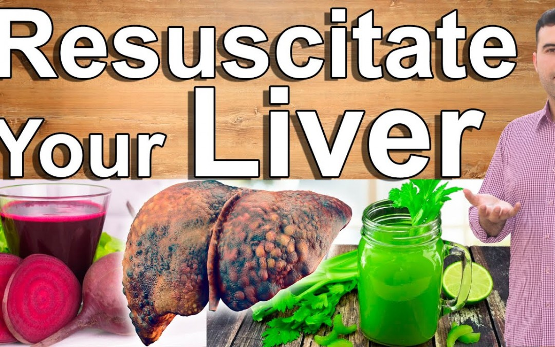 Resuscitate Your Liver – 10 Foods That Detoxify and Cleanse The Liver Naturally