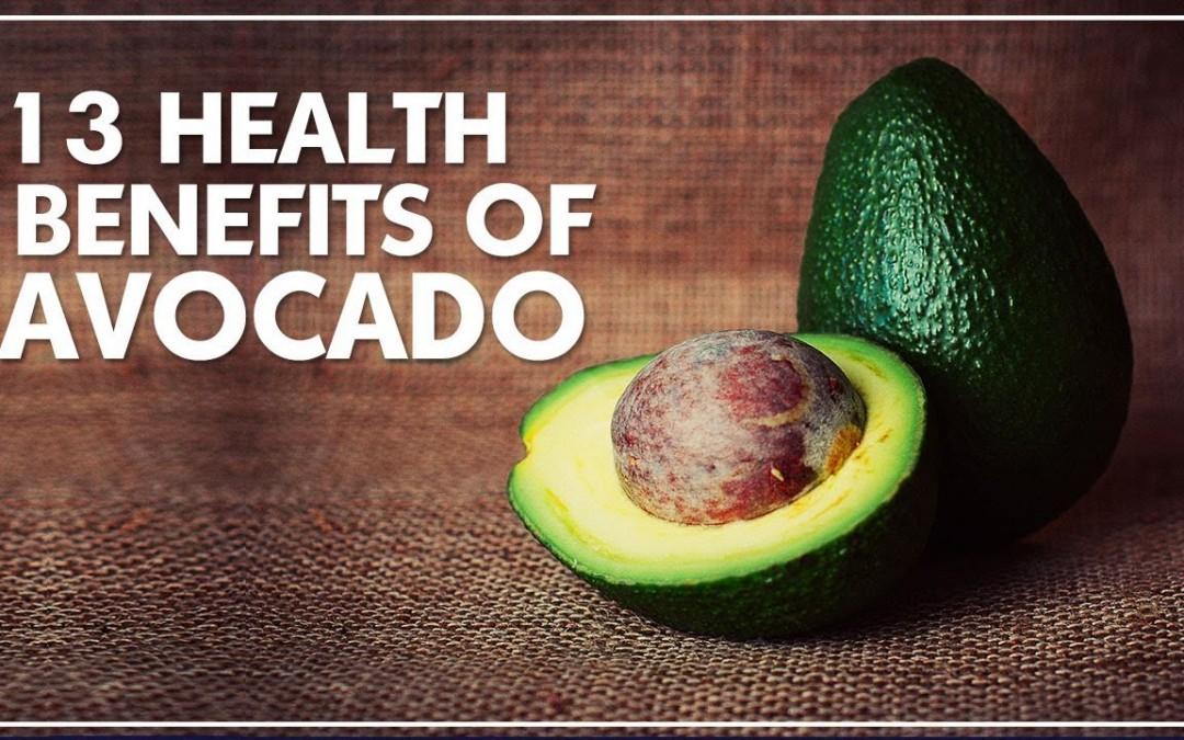 13 AMAZING HEALTH BENEFITS OF AVOCADO | HEALTH | BRIGHTGYAN