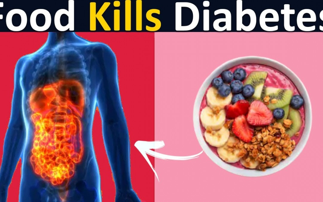 5 Foods For Diabetes That Cures Permanently | Anti Diabetic Diet