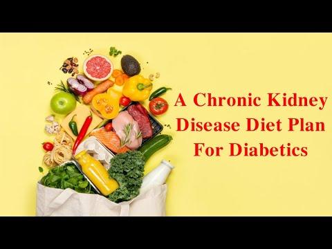 A Chronic Kidney Disease Diet Plan For Diabetics
