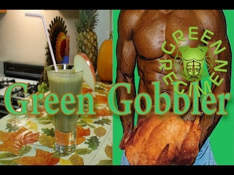 A Thanksgiving Day Meal that will help you Lose Weight – Green Smoothie – Green Regimen