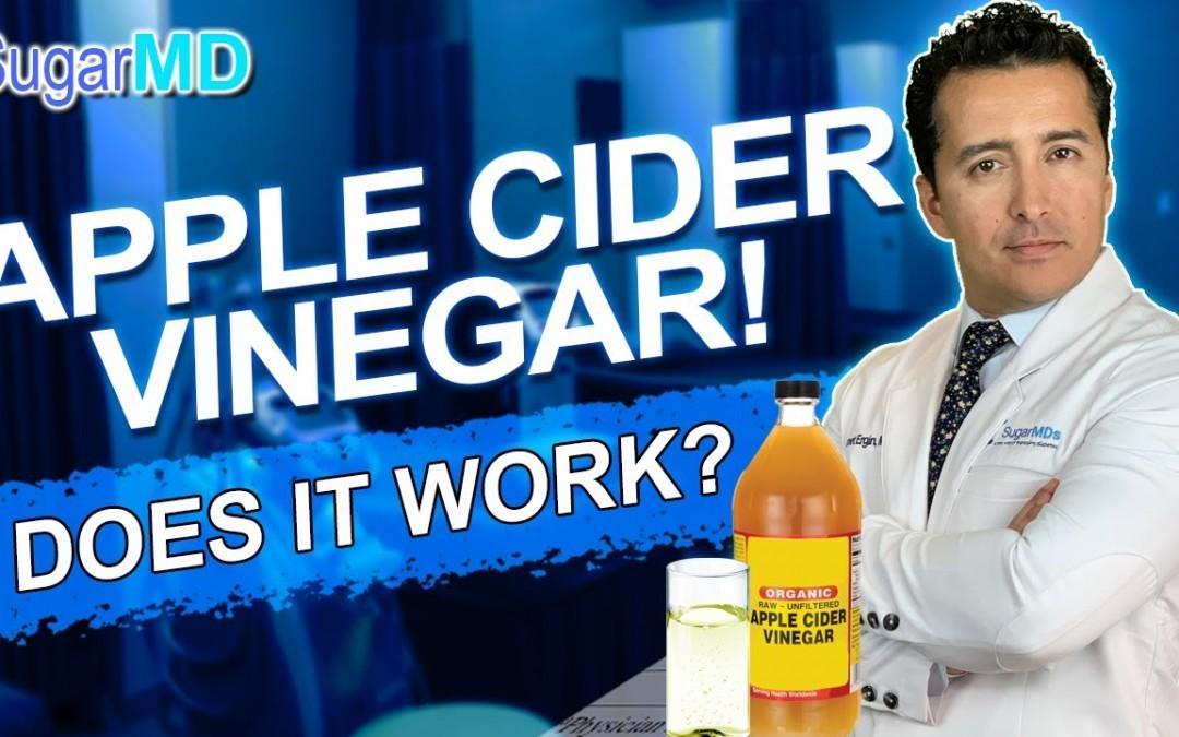 Apple Cider Vinegar Benefits vs Risks for Diabetics! Metabolism Expert Explains!