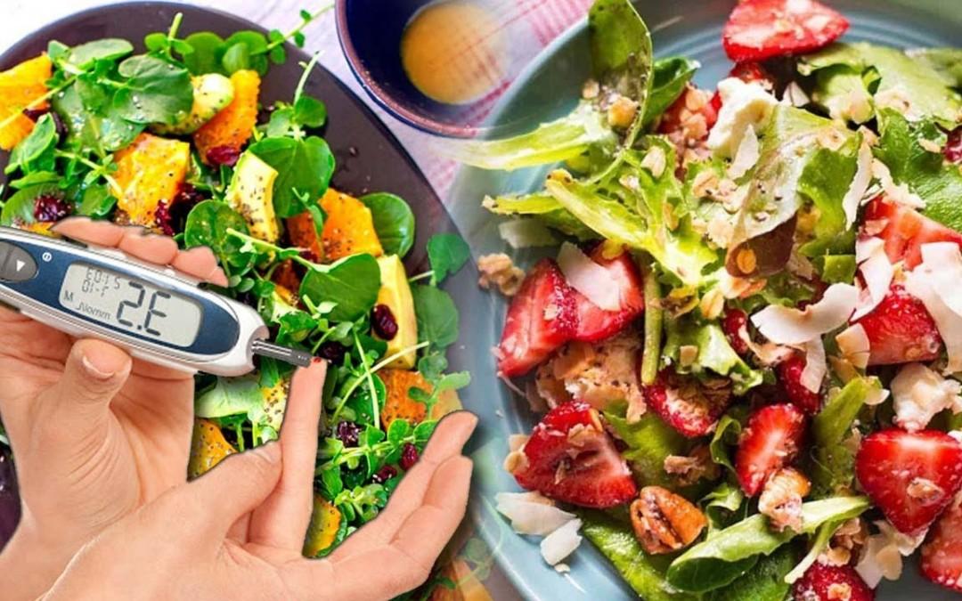 Citrus Salad with Chia Seed Best Breakfast for Diabetic People | Free Diabetes