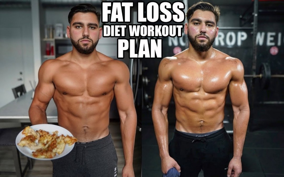 Day In The Diet And Workout Plan For Fat Loss *realistic*
