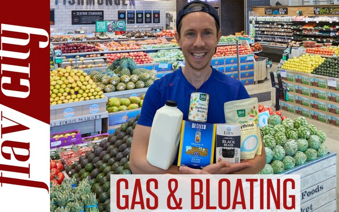Foods That Cause Gas & Bloating…And What To Eat Instead