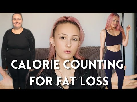 How I use CALORIE COUNTING for FAT LOSS  Over 100lbs Weightloss