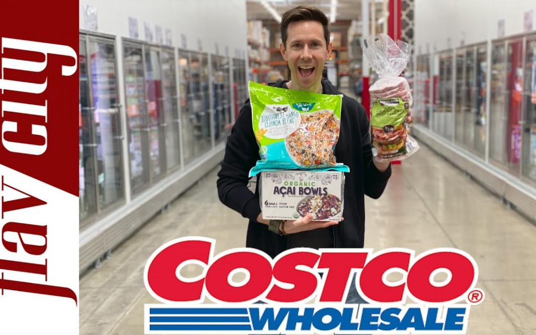 HUGE Frozen Food Haul At Costco – What To Buy And Avoid!
