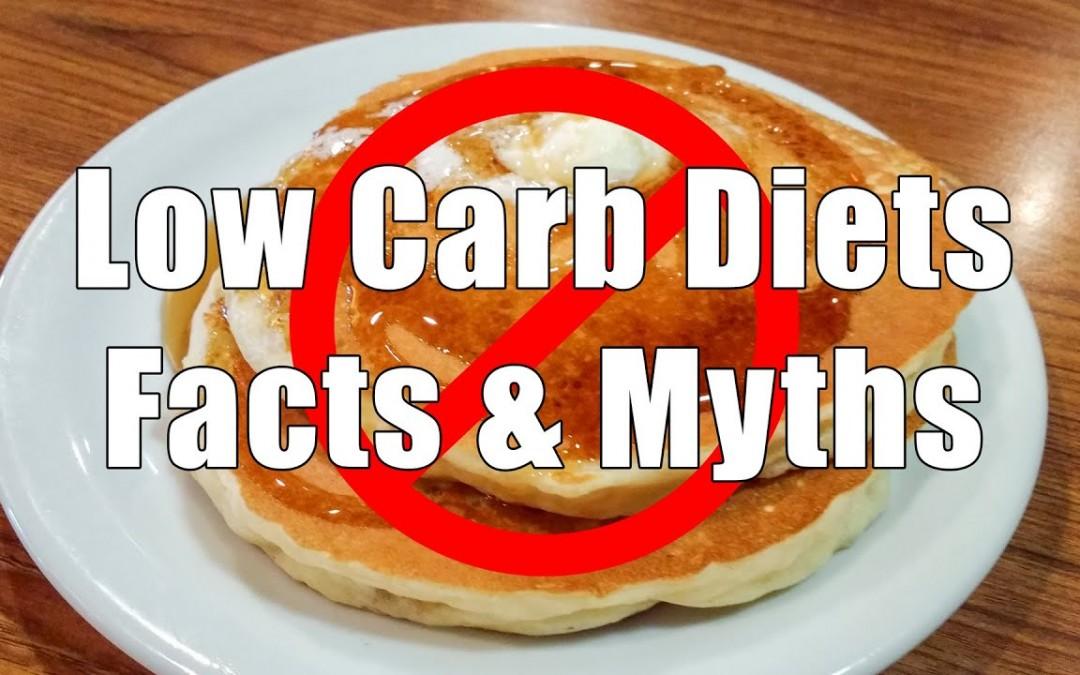 Low Carb Diets Facts & Myths (700 Calorie Meals, DiTuro Productions LLC)