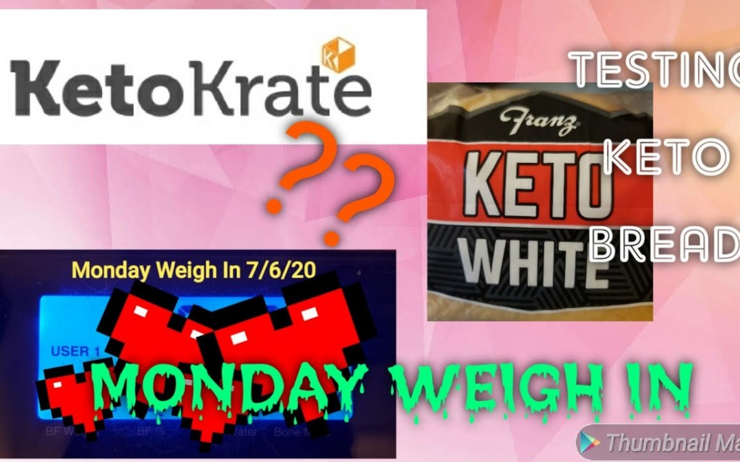 TESTING GKI WITH KETO ZERO CARB BREAD || MONDAY WEIGH IN || KETO WHAT I EAT IN A DAY