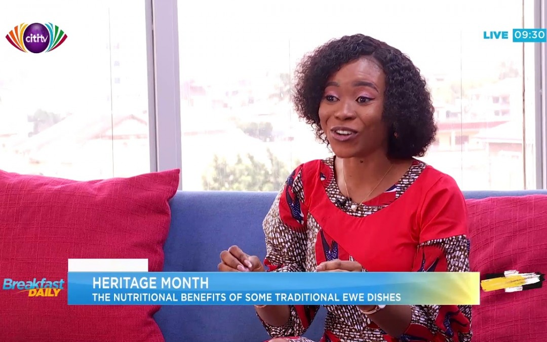 The nutritional benefits of some traditional Ewe dishes | Breakfast Daily