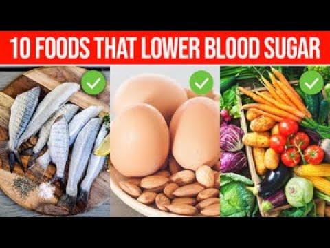 10 Foods That Lower Blood Sugar