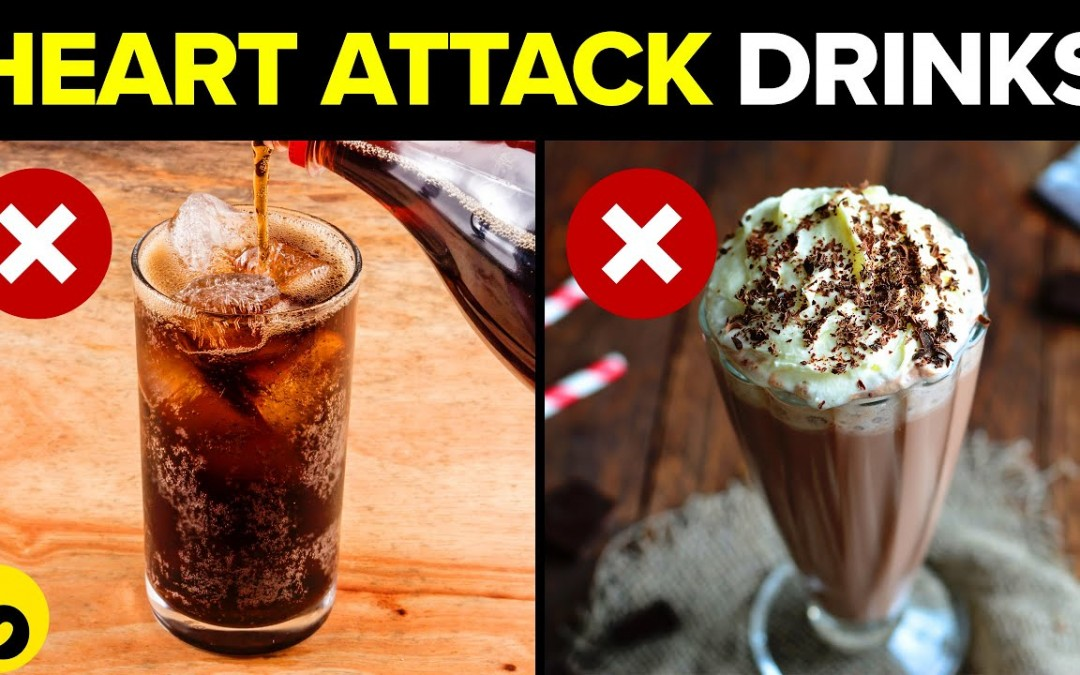 10 Unhealthy Drinks That May Give You a Heart Attack