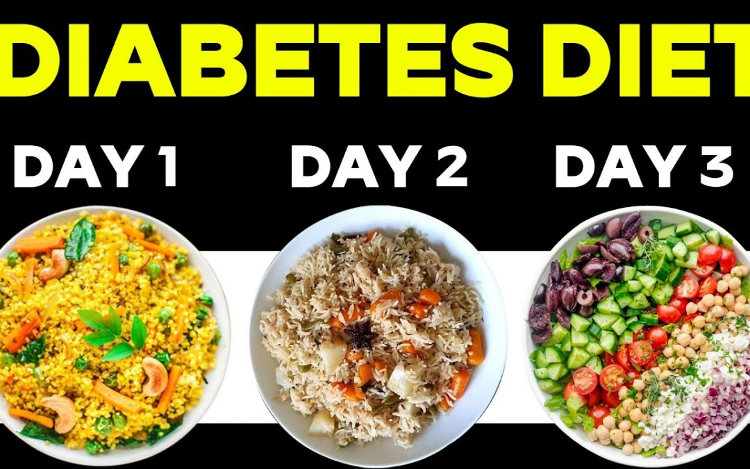 3-Days Diabetes Diet Plan | Health and Beauty