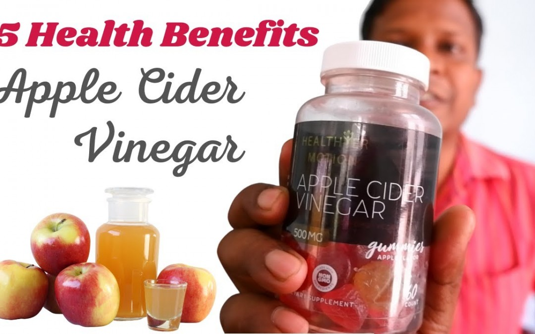 5 Apple Cider Vinegar (ACV) Health Benefits, for Weight loss, Sugar, others