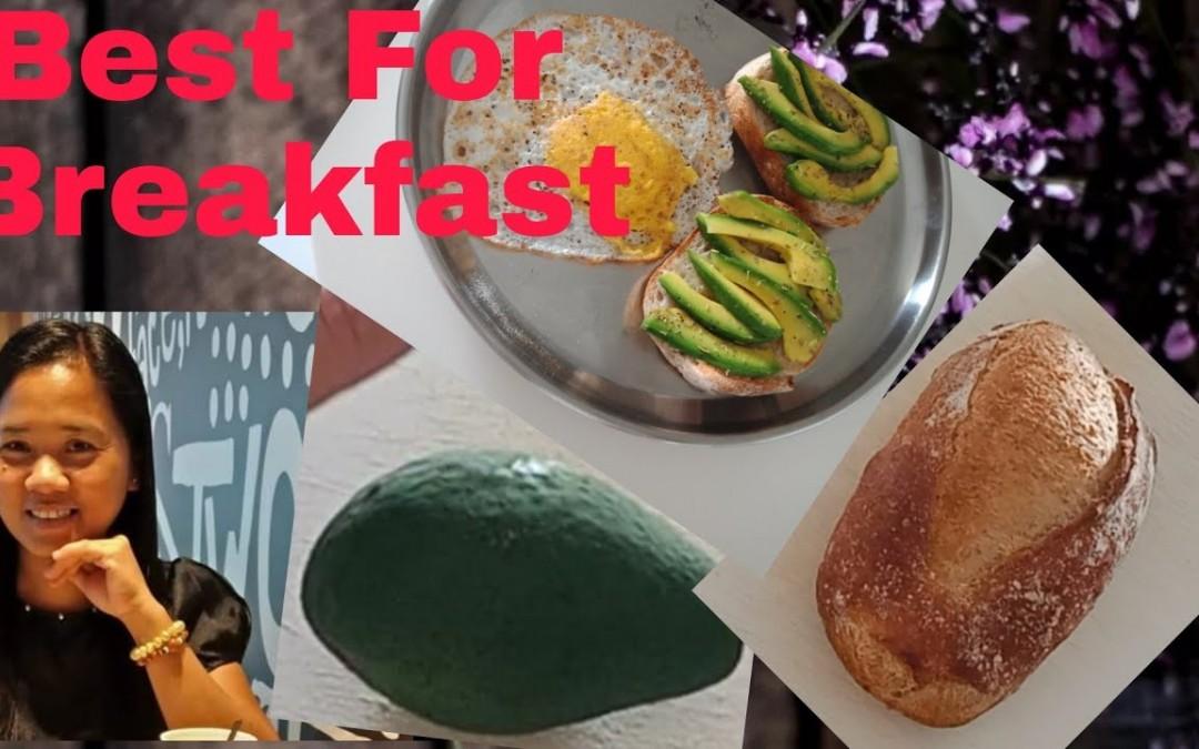 Avocado Toast  @Tatskie channel The pasaway