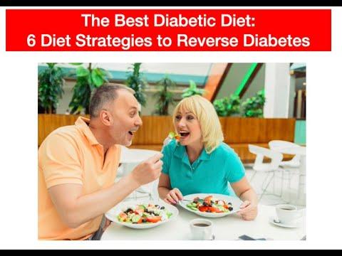 Diabetes Diet – 6 Diet strategies to Beat Diabetes Naturally