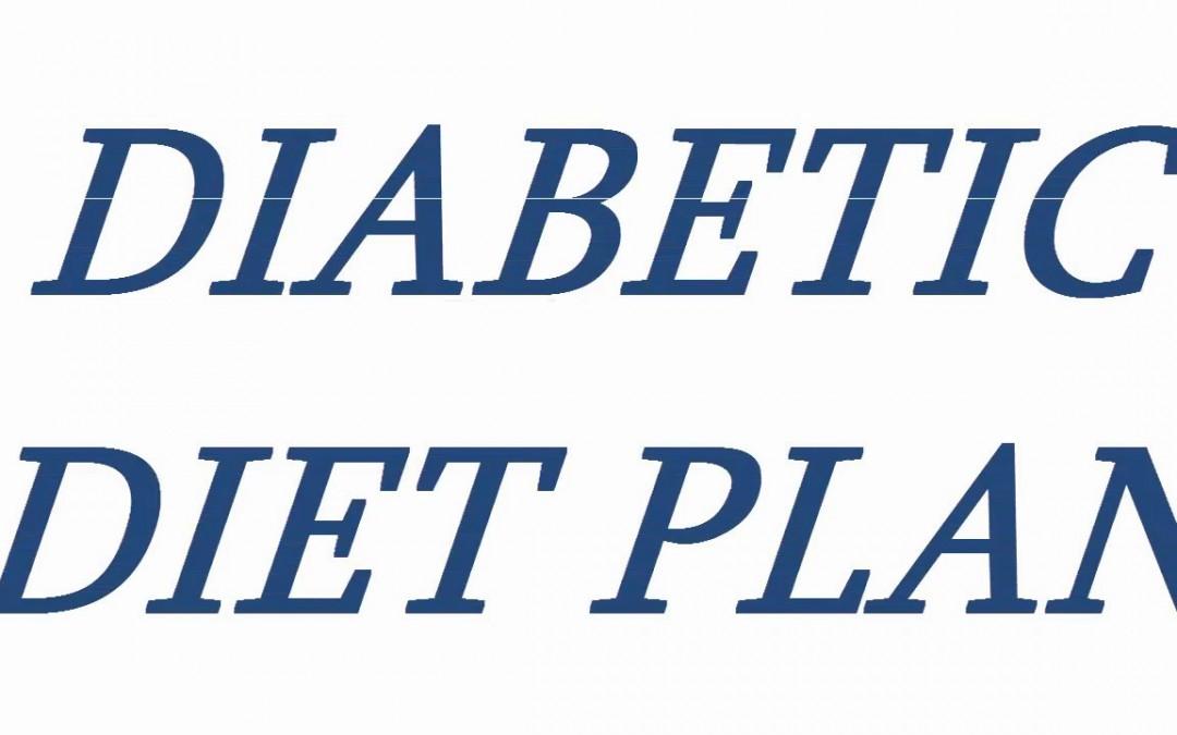 Diabetic Diet Plan ** Best Cook-Book For Diabetics**