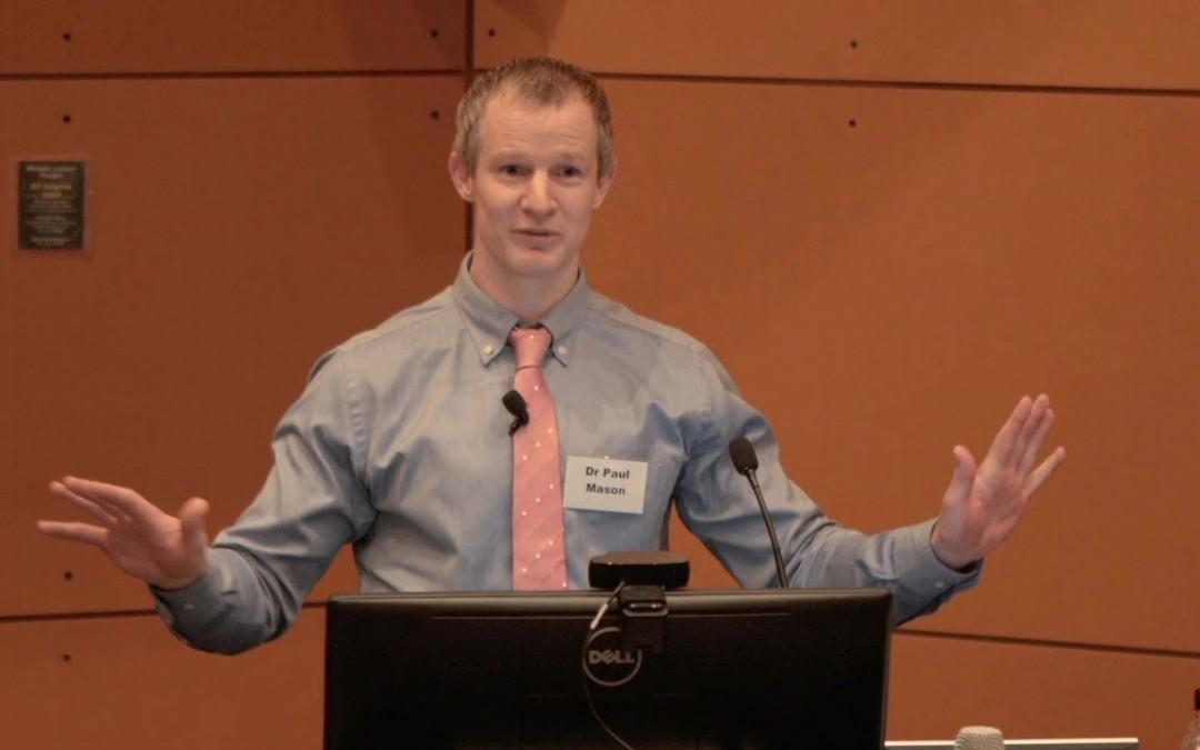 Dr. Paul Mason – 'Treating Metabolic Syndrome'