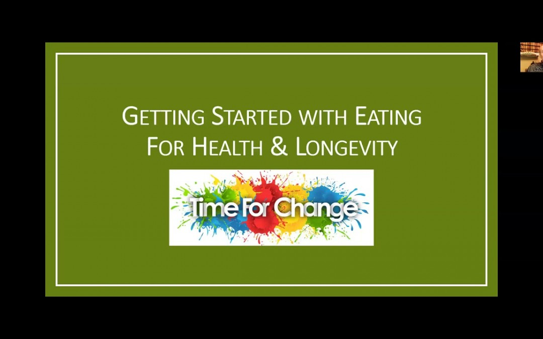 Eating for Health and Longevity | Dr. Richard Rosenfeld