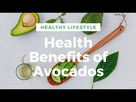 Health benefits of Avocados – here's exactly why you should be eating an avocado every day
