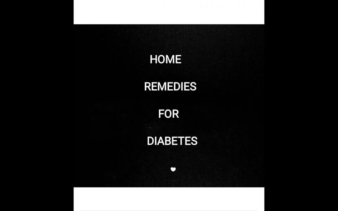HOME REMEDIES FOR DIABETES #simplelivingwithkhushi #diabetes #homeremedies #recipe #bloodsugar