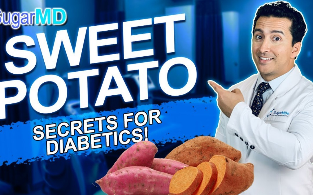 How to Cook Sweet Potatoes WITHOUT Causing Blood Sugar!