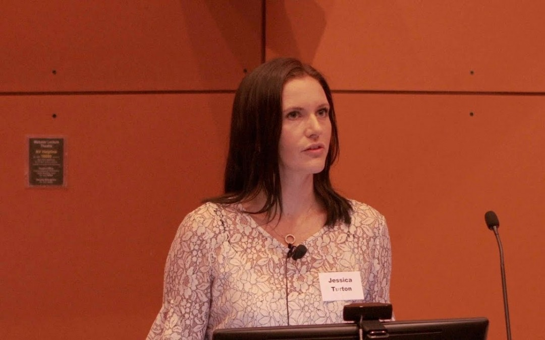 Jessica Turton – 'Low Carbohydrate Diets For Type 1 Diabetes'
