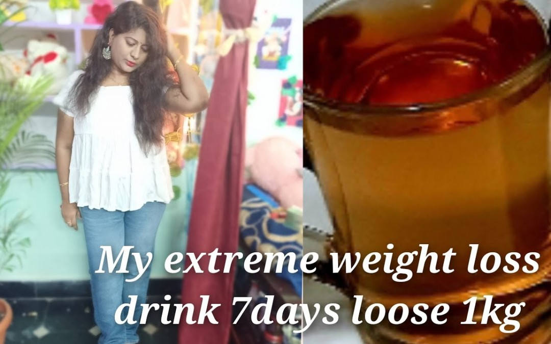 MY SECRET WEIGHT LOSS DRINK | APPLE CIDER VINEGAR REVAMP | + Before and After Video