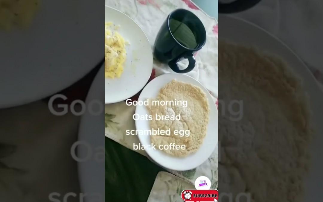 Oats Morning Breakfast Recipes For Weight Loss|Oats Bread | Oats Breakfast | Healthy Meal Plan