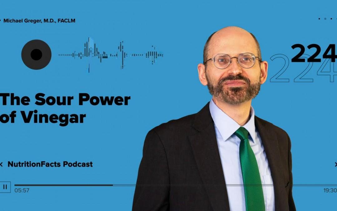 Podcast: The Sour Power of Vinegar