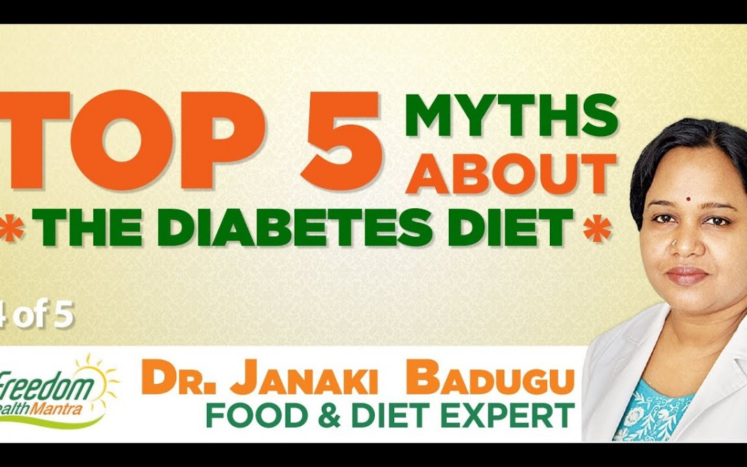 Salad for Diabetic Patients – Freedom Health Mantra #4