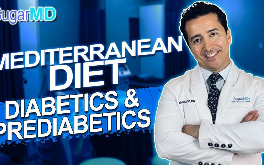 The Best Diabetic Diet is the Mediterranean Diet. Type 2 Diabetes Meal Plan by Dr. Ergin.