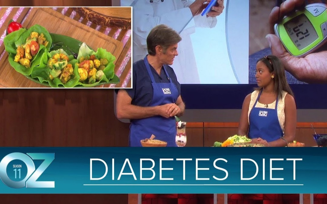 The Daily Diet of a Diabetic Parent