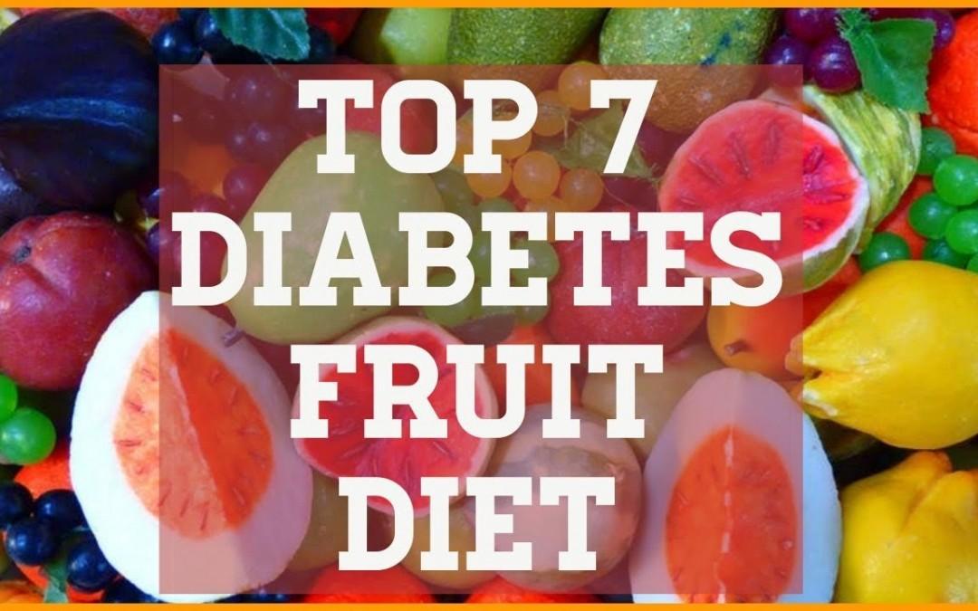 TOP 7  Diabetes Diet  Low Carb Fruits for the Diabetic Patient